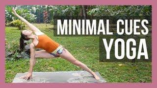 Minimal Cues Yoga Class for Yoga Teachers {30 min}