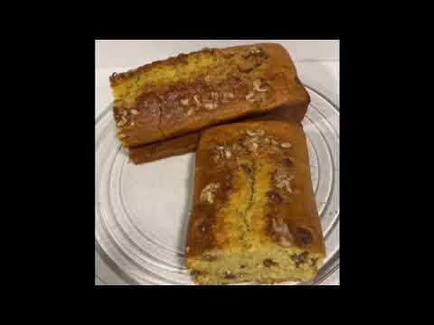 Bizcocho De Mandarina Con Nueces Y Avellanas Youtube