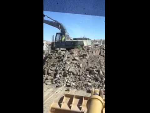 Crushing and Recycling Operations