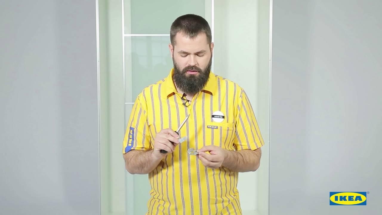 Pax Cierre Puerta Instrucciones Montaje Ikea Suave Armario Para Corredera 6I7ygvYbf