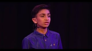 Never Give Up | Badal Patel | TEDxYouth@BrookhouseSchool