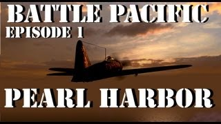 Air Conflics Pacific Carrier // Battle Pacific (Episode 1) Pearl Harbor