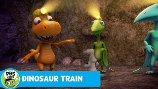 dinosaur train   what s at the center of the earth premieres 2 20 on pbs kids   pbs kids