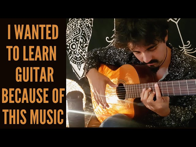 This is the music that made me want to learn guitar: The Most Evolved (John Clarke)