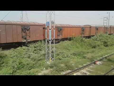 12542 lokmanya tilak terminus to Gorakhpur.jn part 06 Kanpur Central to Lucknow Junction