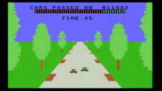 Turbo Review ColecoVision