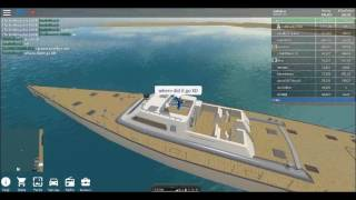 The New YACHT Update In Vehicle Simulator (ROBLOX)