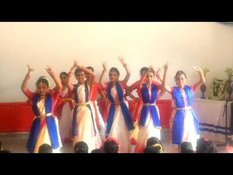 Rabibdra Jayanti 2017. Narayana School, Barasat