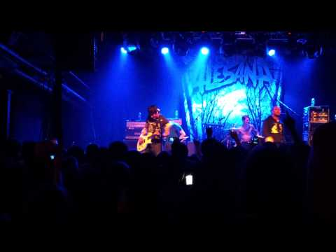 Alesana - Hand In Hand With The Damned Live Stockholm 2012 (HD, 1080p) mp3
