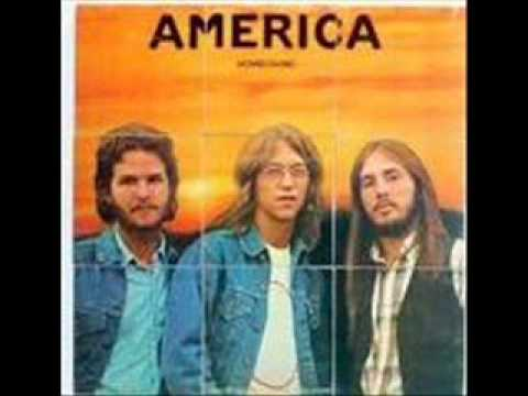 America-Tin Man (Lyrics)