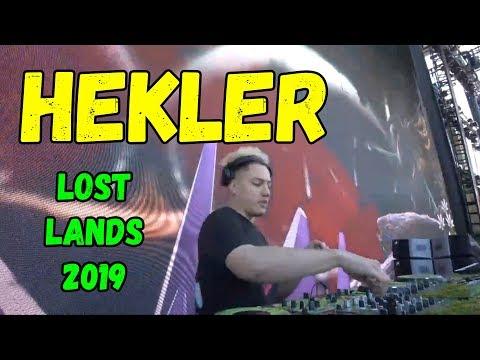 HEKLER @ Lost Lands 2019 L DROPS ONLY