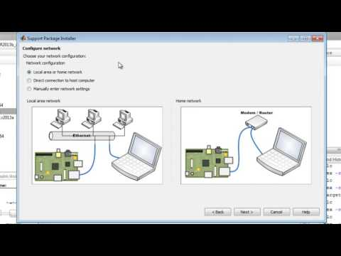 Raspberry Pi Programming using Simulink