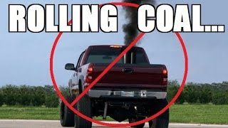 WHY I DON'T Roll Coal...