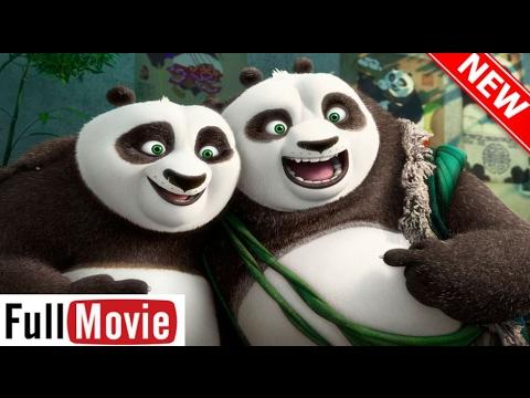 Панда мультфильм для детей кунфу панда 3