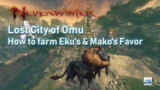 Neverwinter: how to farm Eku