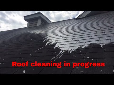 Shingle Brite Roof and Siding Cleaning March 31st 2016 in Ozark MO.