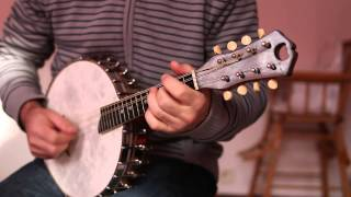 The Old Grey Goose - Irish jig played on a Vega Style S banjo mandolin