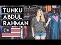 TOURISTS buy Baju Kurung for MALAYSIAN WEDDING - Kuala Lumpur, Malaysia