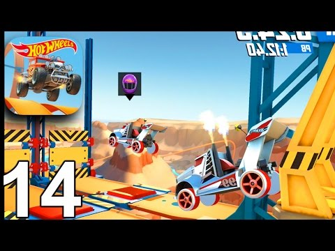 Hot Wheels: Race Off - Levels 46-50 - Gameplay Walkthrough Part 14 (iOS Android)