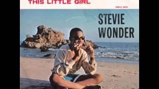 """Stevie Wonder – """"This Little Girl"""" (Tamla) 1964"""