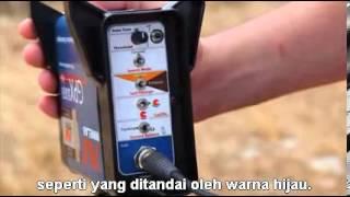 www.minelab.id  GPX5000 Detektor Emas- Panduan Memulai Cepat