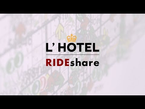 RIDEshare By L'Hotel De York Regional Police