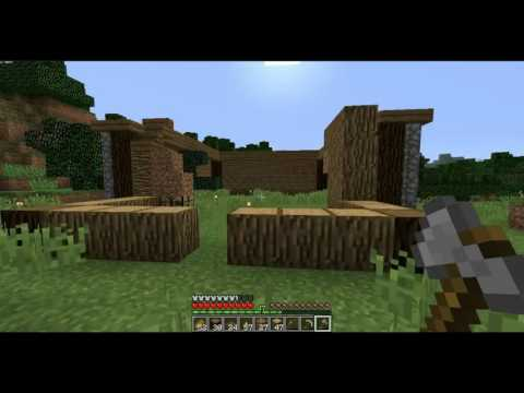 Sam's Guide to Minecraft: Ep. 6: Wheat Farm