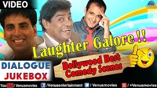 Laughter Galore : Bollywood Best Comedy Scenes || Video Jukebox