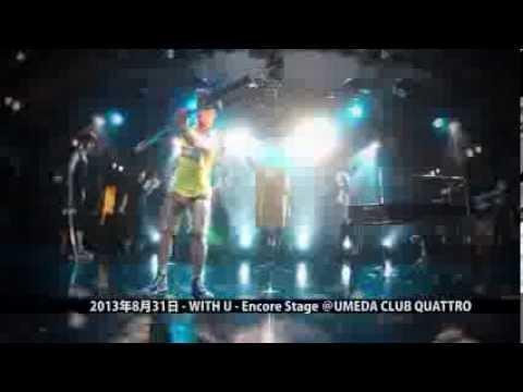 CROSS GENE Japan Live -WITH U- DVD Bonus Track 予告編