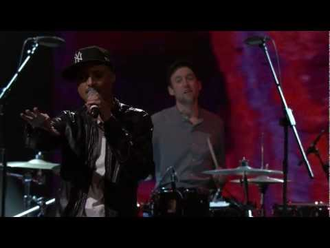 Jose James LIVE at the iTunes Festival 2012 HD