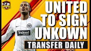 Manchester United in SHOCK move for Sebastien Haller! Transfer Daily