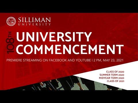 108th University Commencement
