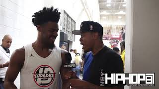 Los Angeles Lakers Star Quinn Cook Talks Wearing the Purple & Gold Playing For the Lakers & More