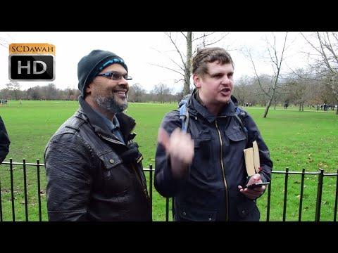 P1 - Double Standards!? Hashim vs Christian l Speakers Corner l Hyde Park