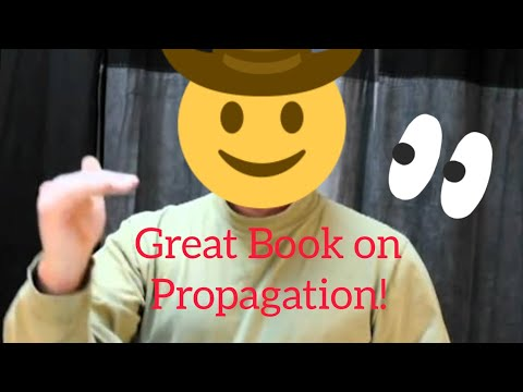 Book Review - The Reference Manual of Woody Plant Propagation