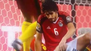 Egypt 1 - 2 Cameroon AFCON Final 2017