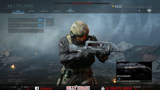 COD MW Multiplayer Beta PC ( JAMAICAN PLAY ) *