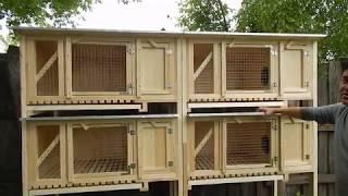 клетки для кроликов -- живая классика