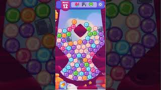 Angry Birds Dream Blast Level 58 - No Boosters