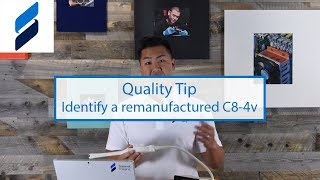 Evaluating a remanufactured Philips C8-4V ultrasound transducer