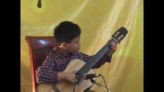 Ai Yêu Bác Hồ Chí Minh Hơn Chúng Em Nhi Đồng - Guitar Solo
