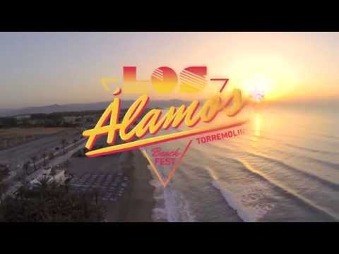 Los Alamos Beach Festival 2015 (Torremolinos Malaga Spain)