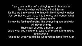 10 Feet Down- NF Lyrics