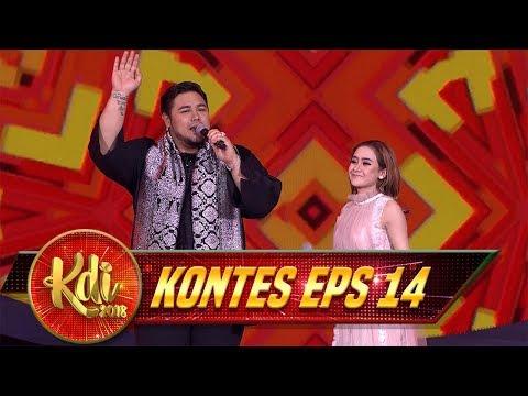 Meriah Banget Pembukaan KDI Ivan Gunawan Feat Cita Citata [GOYANG DUMANG] - Kontes KDI Eps 14 (23/8)