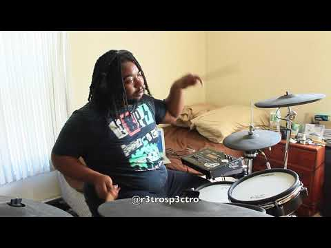 Chance The Rapper - Home Studio (Back Up In This) - Drum cover by: Retro Spectro