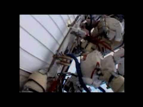 Expedition 36 Spacewalk 22-08-2013