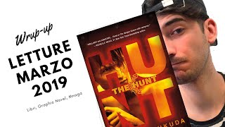 WRAP UP MARZO | LIBRI, GRAPHIC NOVEL, MANGA