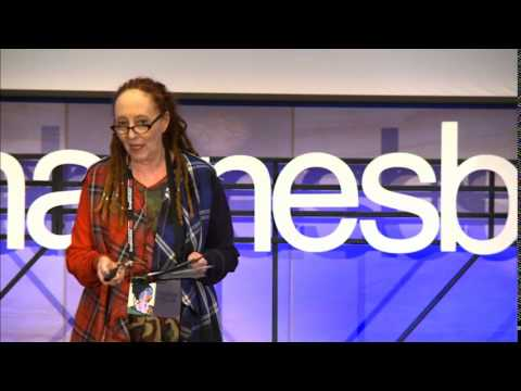 What you wear is who you are | Marianne Fassler | TEDxJohannesburg