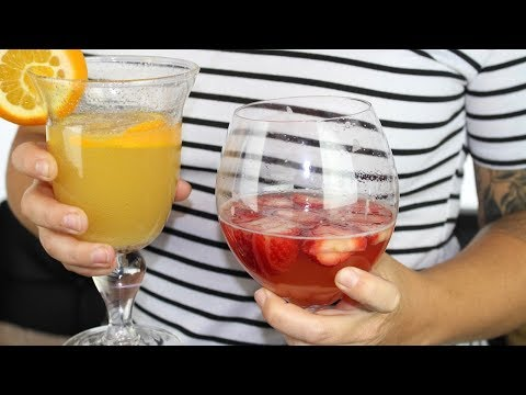 Budget-Friendly Drink Recipes for Your Next BBQ! | 2 Easy Beer-gria Recipes