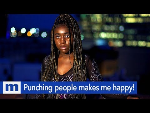 Punching People In The Face Makes Me Happy! | The Maury Show